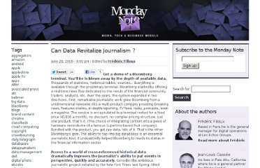 http://www.mondaynote.com/2009/06/28/can-data-revitalize-journalism/#more-1907