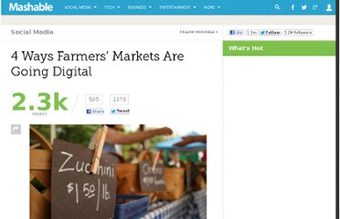 http://mashable.com/2011/12/12/social-media-farmers-markets/