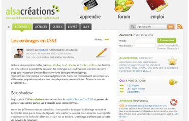 http://www.alsacreations.com/tuto/lire/910-creer-des-ombrages-ombres-css-box-shadow-text-shadow.html