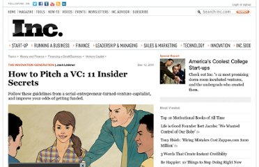 http://www.inc.com/josh-linkner/11-insider-tips-for-pitching-a-venture-capitalist.html