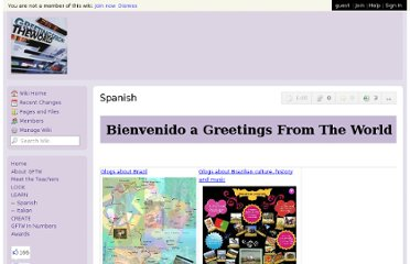 http://greetingsfromtheworld.wikispaces.com/Spanish