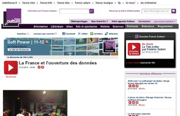 http://www.franceculture.fr/emission-soft-power-la-france-et-l-ouverture-des-donnees-2011-12-11