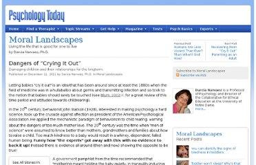 http://www.psychologytoday.com/blog/moral-landscapes/201112/dangers-crying-it-out