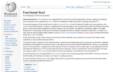 http://en.wikipedia.org/wiki/Functional_food