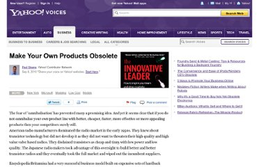 http://voices.yahoo.com/make-own-products-obsolete-6716452.html