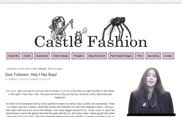 http://castle-fashion.blogspot.com/search/label/Advice
