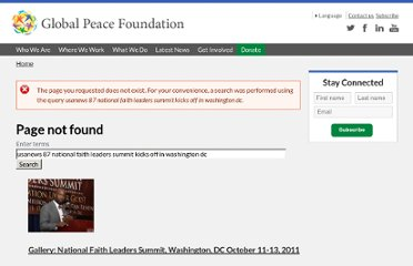 http://gpfusa.org/news/87-national-faith-leaders-summit-kicks-off-in-washington-dc