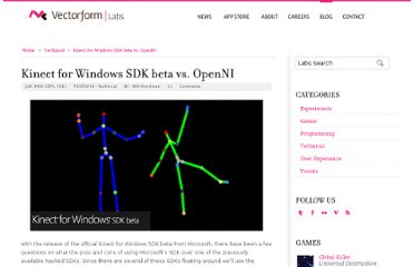 http://labs.vectorform.com/2011/06/windows-kinect-sdk-vs-openni-2/
