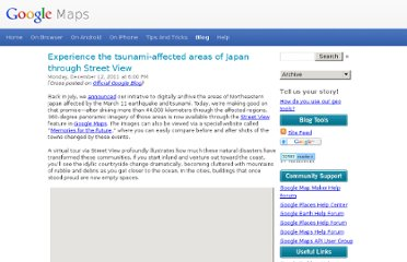 http://google-latlong.blogspot.com/2011/12/experience-tsunami-affected-areas-of.html