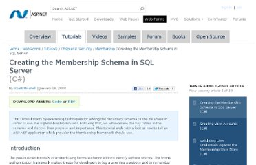 http://www.asp.net/web-forms/tutorials/security/membership/creating-the-membership-schema-in-sql-server-cs