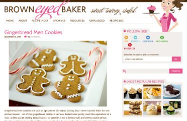 http://www.browneyedbaker.com/2011/12/13/gingerbread-men-cookies/