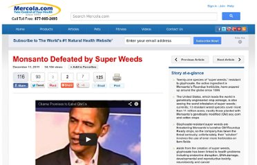 http://articles.mercola.com/sites/articles/archive/2011/12/13/monsanto-defeated-by-super-weeds.aspx