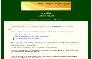 http://agreg-ink.net/sahai/07-pedagogie_video.html