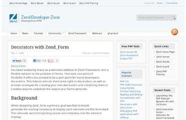 http://devzone.zend.com/1240/decorators-with-zend_form/