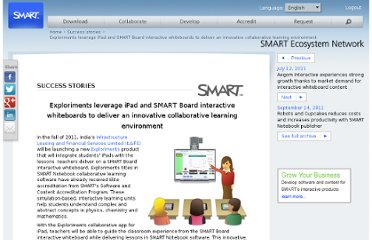 http://sen.smarttech.com/Collaborate/Success-stories/110816-Exploriments.aspx