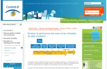 http://www.comite21.org/nos-actions/education-developpement-durable/agenda-21-scolaires/methodologie-etapes/evaluer-pertinence-axes-resultats-plan-actions.html