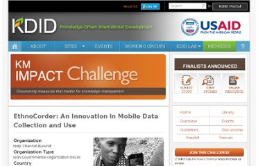 http://kdid.org/kmic/ethnocorder-innovation-mobile-data-collection-and-use