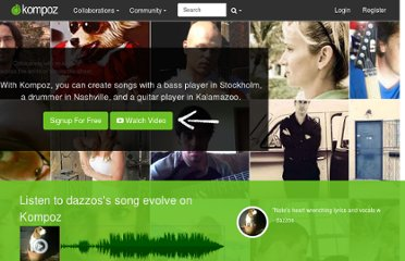 http://www.kompoz.com/compose-collaborate/list.tutorial.music