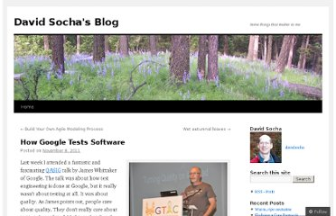 http://davidsocha.wordpress.com/2011/11/08/how-google-tests-software/