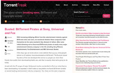 http://torrentfreak.com/busted-bittorrent-pirates-at-sony-universal-and-fox-111213/