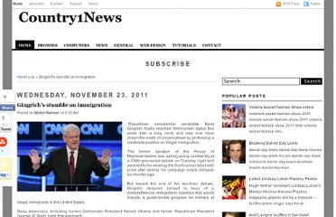 http://latestcountrynews.blogspot.com/2011/11/gingrichs-stumble-on-immigration.html