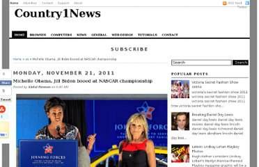 http://latestcountrynews.blogspot.com/2011/11/michelle-obama-jill-biden-booed-at.html