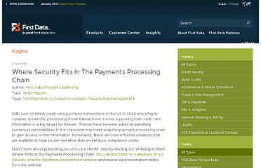 http://www.firstdata.com/en_us/insights/where-security-fits-in-payments-processing-chain.html