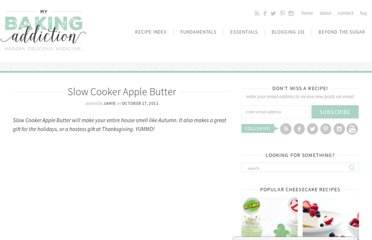 http://www.mybakingaddiction.com/crock-pot-slow-cooker-apple-butter-recipe/