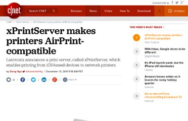 http://news.cnet.com/8301-17938_105-57342312-1/xprintserver-makes-printers-airprint-compatible/