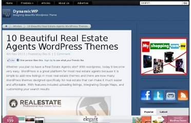 http://www.dynamicwp.net/articles-and-tutorials/10-real-estate-agents-wordpress-themes/