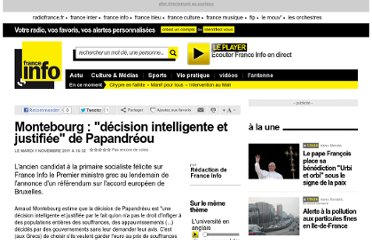 http://www.franceinfo.fr/france-politique-2011-11-01-montebourg-decision-intelligente-et-justifiee-de-papandreou-572444-9-10.html