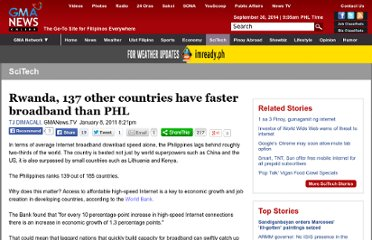 http://www.gmanetwork.com/news/story/210108/scitech/rwanda-137-other-countries-have-faster-broadband-than-phl