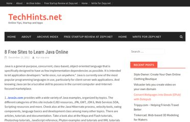http://www.zepy.net/archives/10-free-sites-to-learn-java-online.html