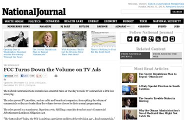 http://www.nationaljournal.com/tech/fcc-turns-down-the-volume-on-tv-ads-20111213