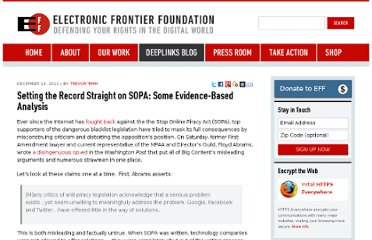 https://www.eff.org/deeplinks/2011/12/setting-record-straight-sopa-some-evidence-based-analysis