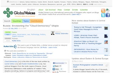 http://globalvoicesonline.org/2011/07/22/russia-envisioning-the-cloud-democracy-utopia/
