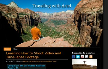 http://www.arielbravy.com/travel/2010/07/30/learning-how-to-shoot-video-and-time-lapse-footage/