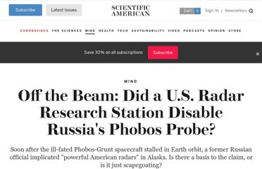 http://www.scientificamerican.com/article.cfm?id=haarp-russian-phobos-probe