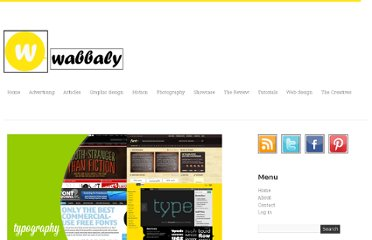 http://www.wabbaly.com/typography-7-websites-to-find-good-fonts/