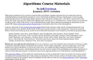 http://www.cs.uiuc.edu/~jeffe/teaching/algorithms/