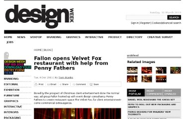 http://www.designweek.co.uk/home/blog/fallon-opens-velvet-fox-restaurant-with-help-from-penny-fathers/3032517.article