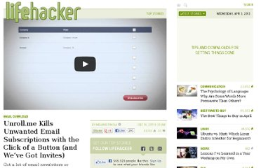 http://lifehacker.com/5868063/unrollme-removes-unwanted-email-subscriptions-with-the-click-of-a-button-and-weve-got-invites