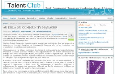 http://www.talent-club.net/2010/02/03/au-dela-du-community-manager/