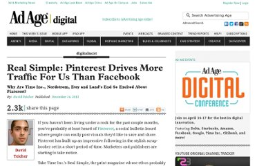 http://adage.com/article/digitalnext/real-simple-pinterest-drives-traffic-facebook/231576/