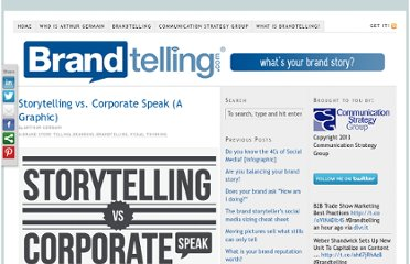 http://brandtelling.com/storytelling-vs-corporate-speak-a-graphic/