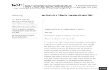 http://truth11.com/2009/12/01/nazi-connections-to-flouride-in-americas-drinking-water/