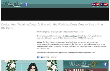 http://www.weddingdresscreator.com/wedding-dress-creator.php