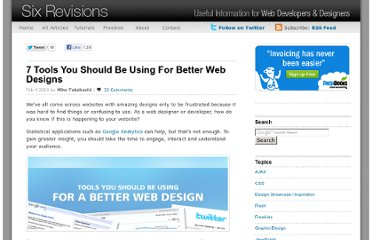 http://sixrevisions.com/web_design/7-tools-you-should-be-using-for-better-web-designs/
