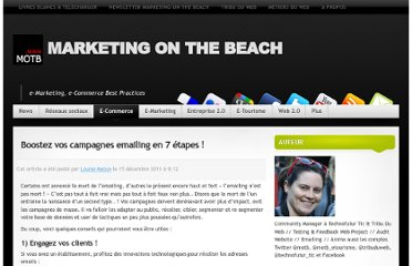 http://www.marketingonthebeach.com/boostez-vos-campagnes-emailing-en-7-etapes/