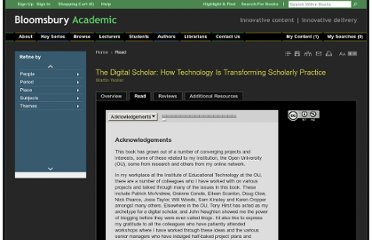 http://www.bloomsburyacademic.com/view/DigitalScholar_9781849666275/acknowledgements-ba-9781849666275-0000023.xml